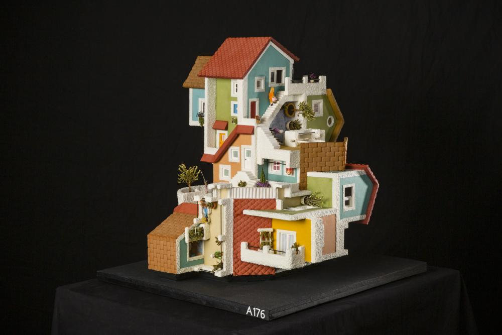 2019 National Gingerbread House Competition Adult Second Place