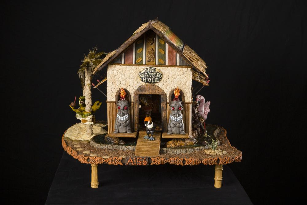 2019 National Gingerbread House Competition Winner - Gail Oliver