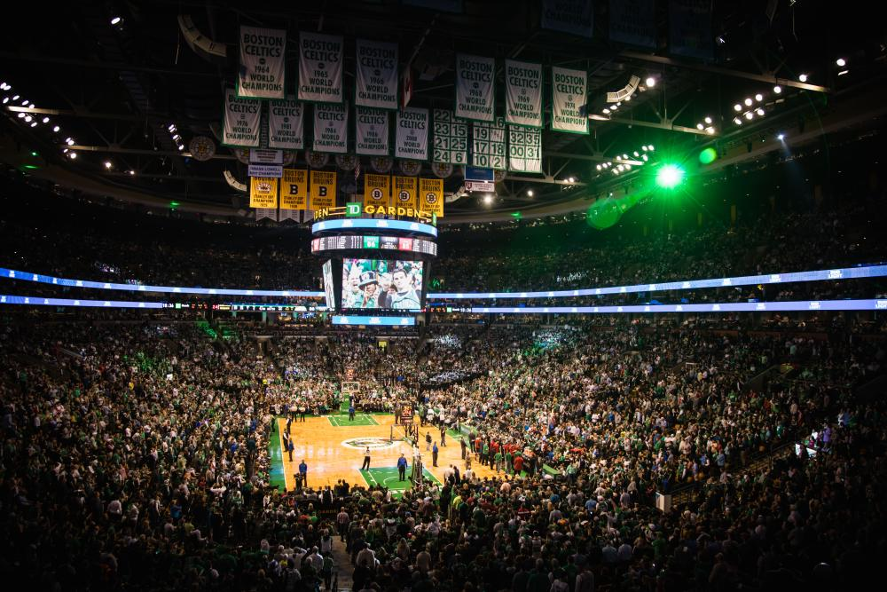 Celtics at TD Garden