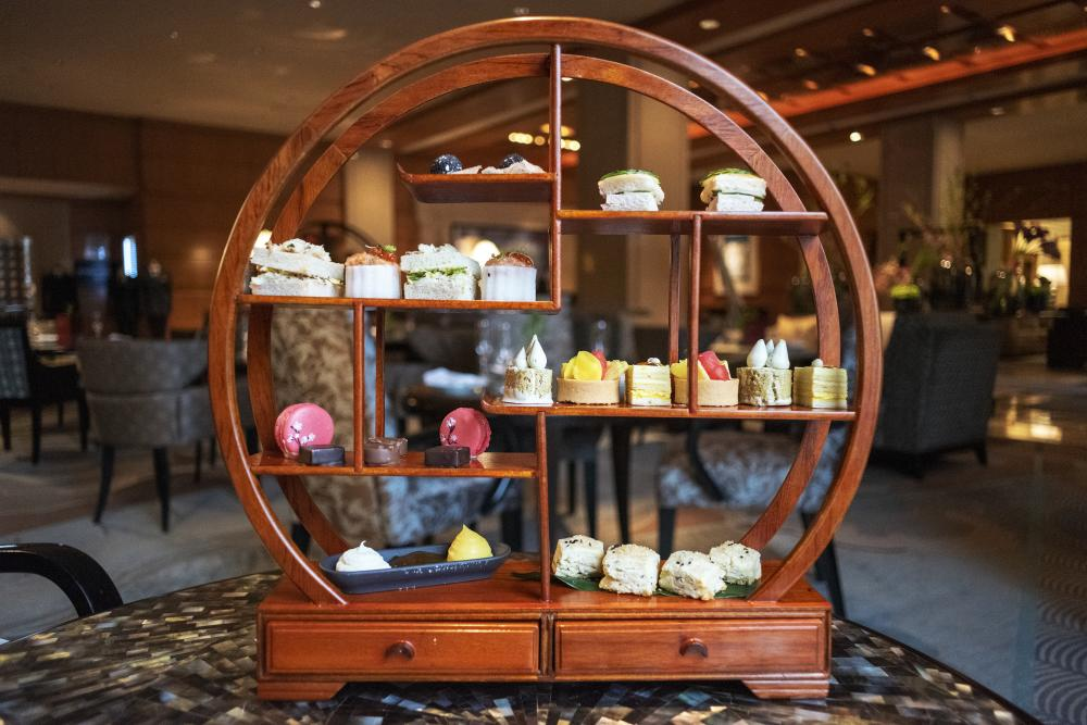 Chinese New Year Afternoon Tea - Mandarin Oriental