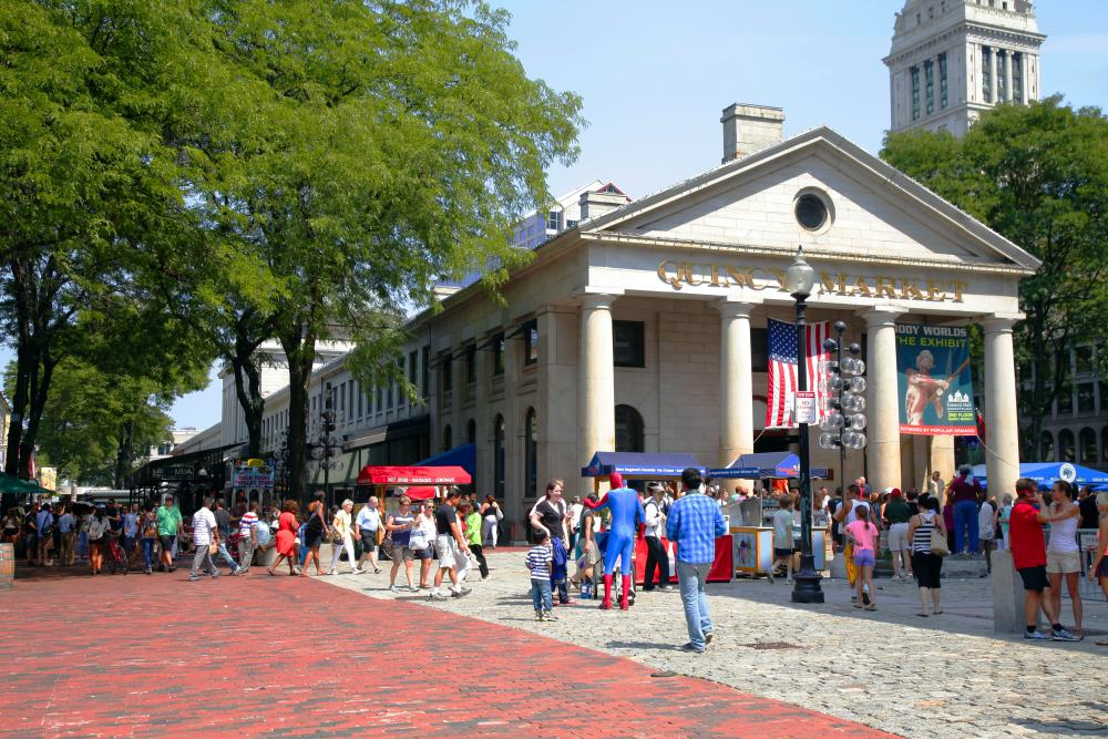submit an RFP quincy market