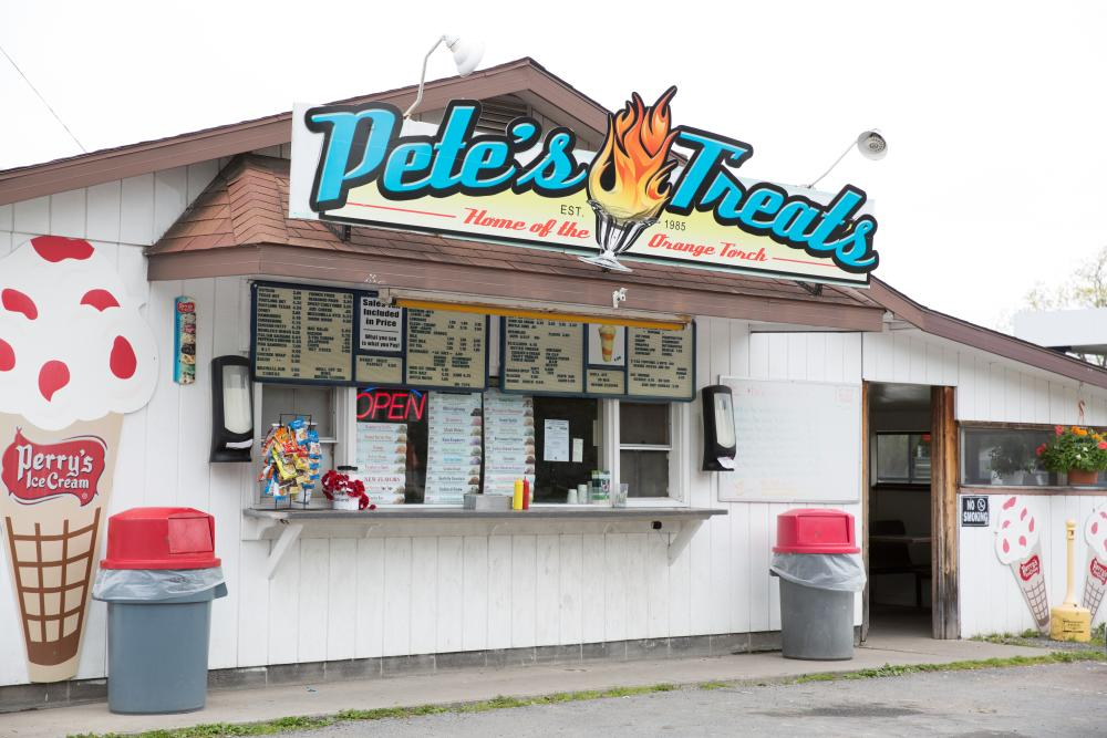 Petes Treats in the Village of Union Springs