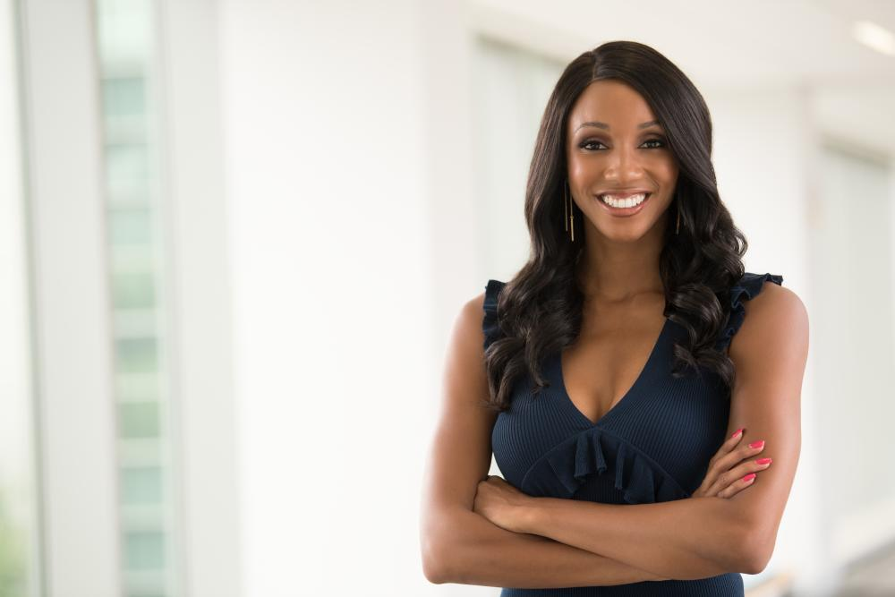 Maria Taylor Headshot for The Women's Sports Report