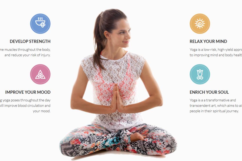 OrangeBlue Flow Yoga