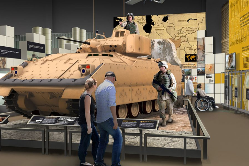 National Museum of the United States Army