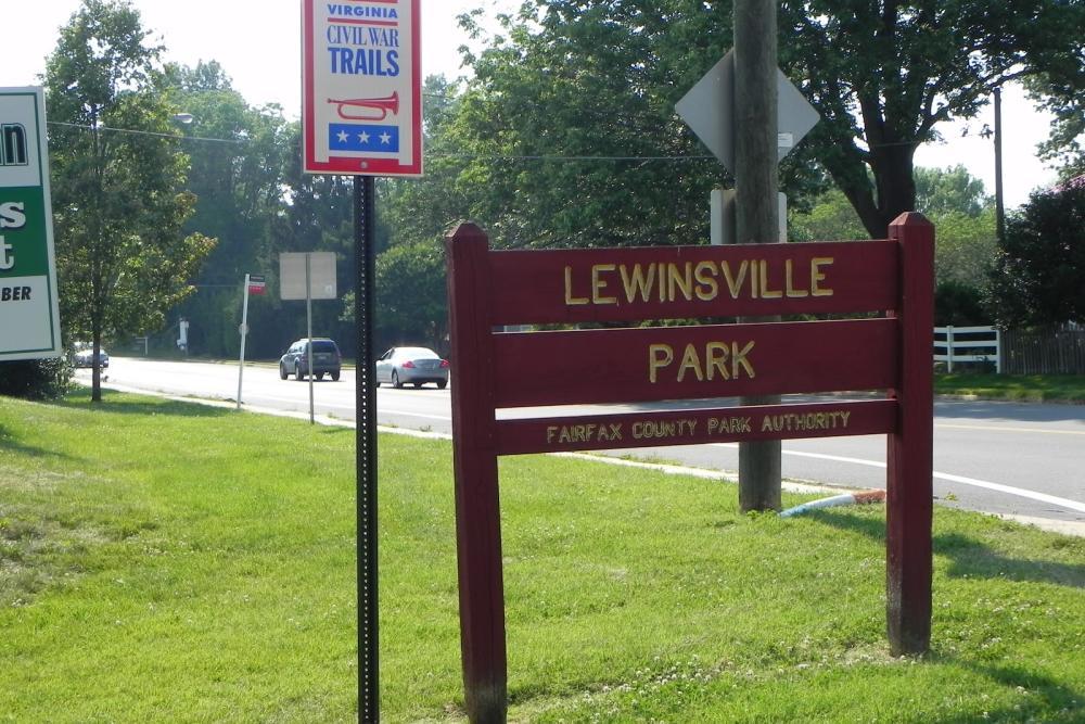 Civil War Trails Lewinsville