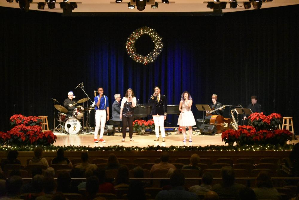 Heartland Sings Jingle Bell Jazz 2019