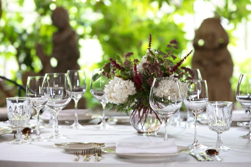 Green Gables Wedding