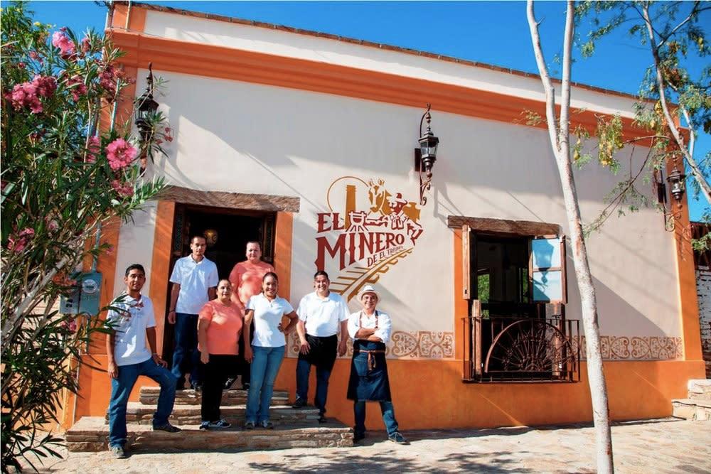 El Minero Staff