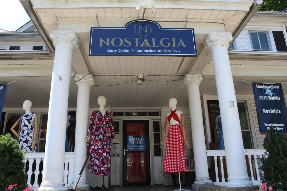 Nostalgia Boutique