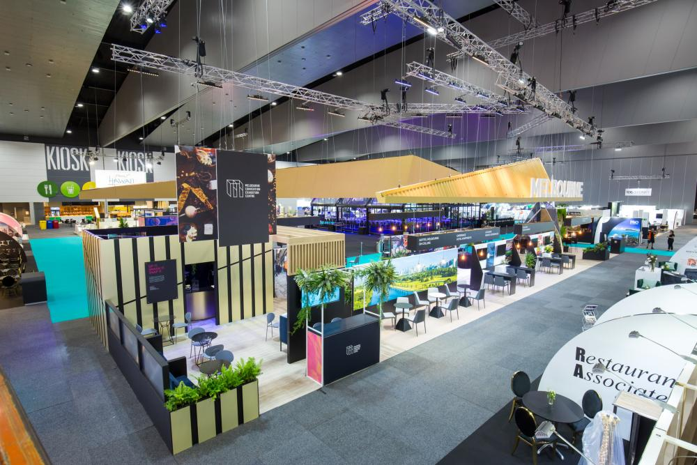 Melbourne Stand AIME 2019