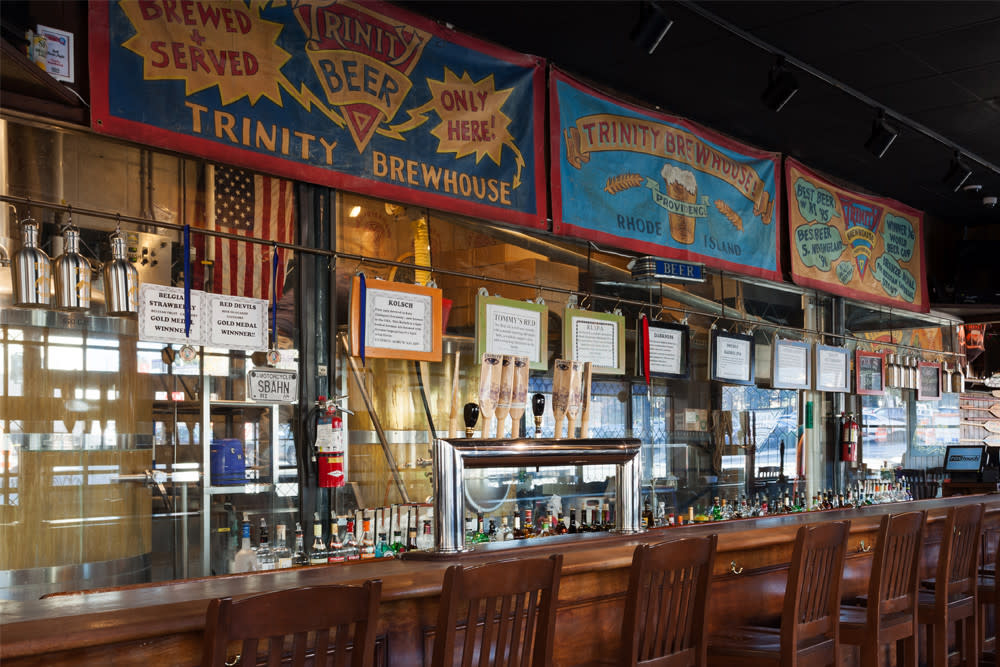 Trinity Brewhouse Bar and Banners
