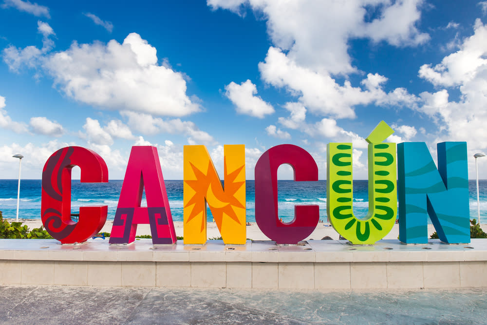 Cancun Travel