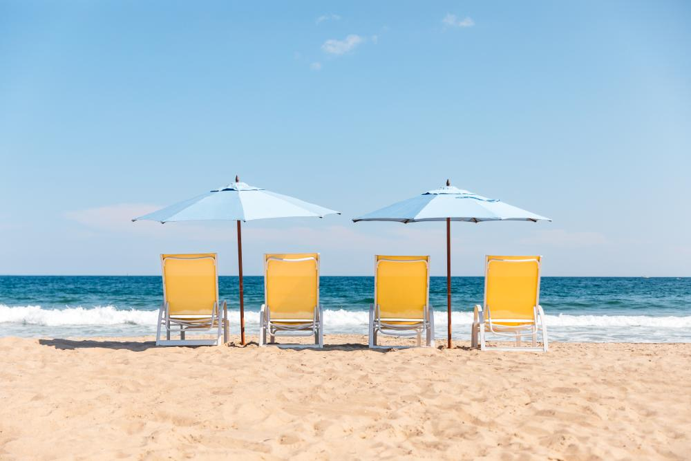Ocean House Beach Chairs
