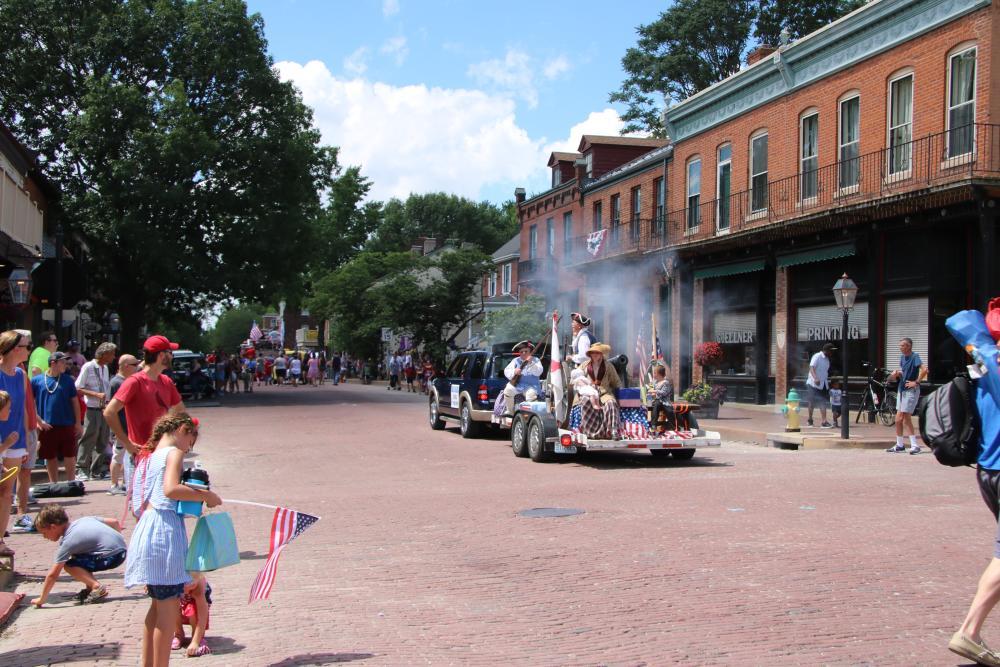 Riverfest Parade Canon