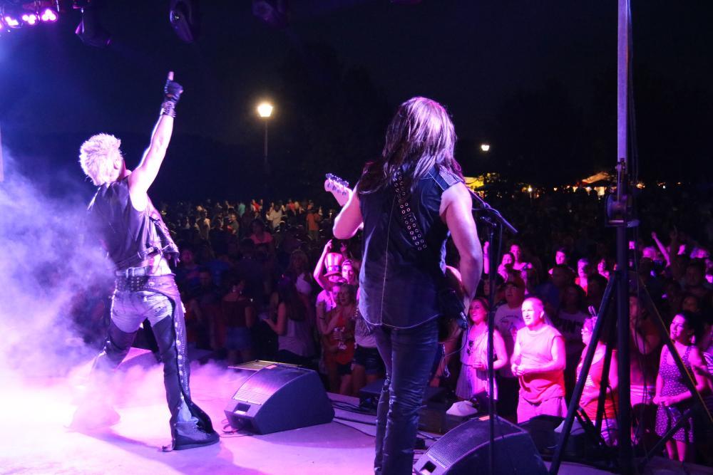 Riverfest July Fourth Entertainment
