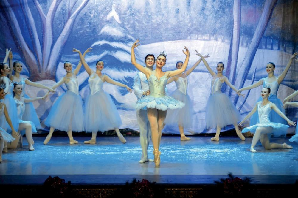 Wichita ballerinas perform the Nutcracker