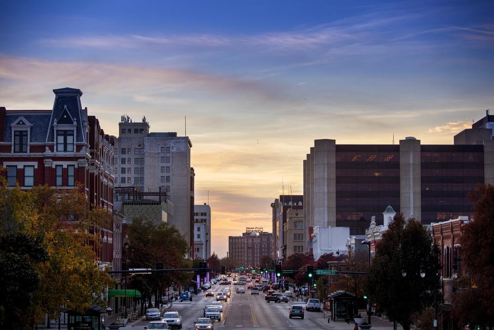 Downtown Douglas Avenue