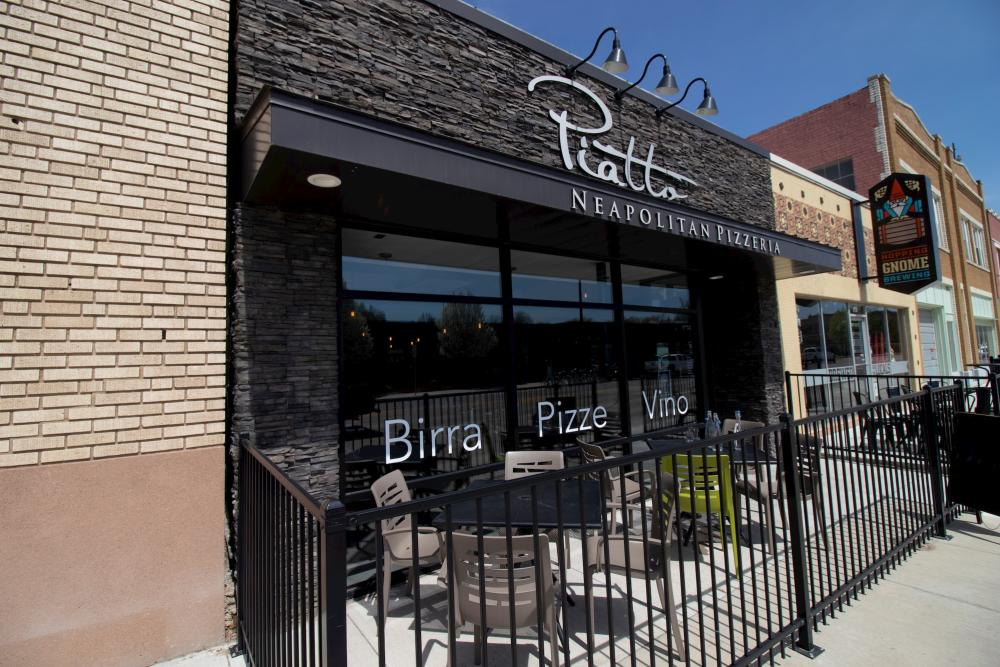 Piatto Pizza in the Douglas Design District
