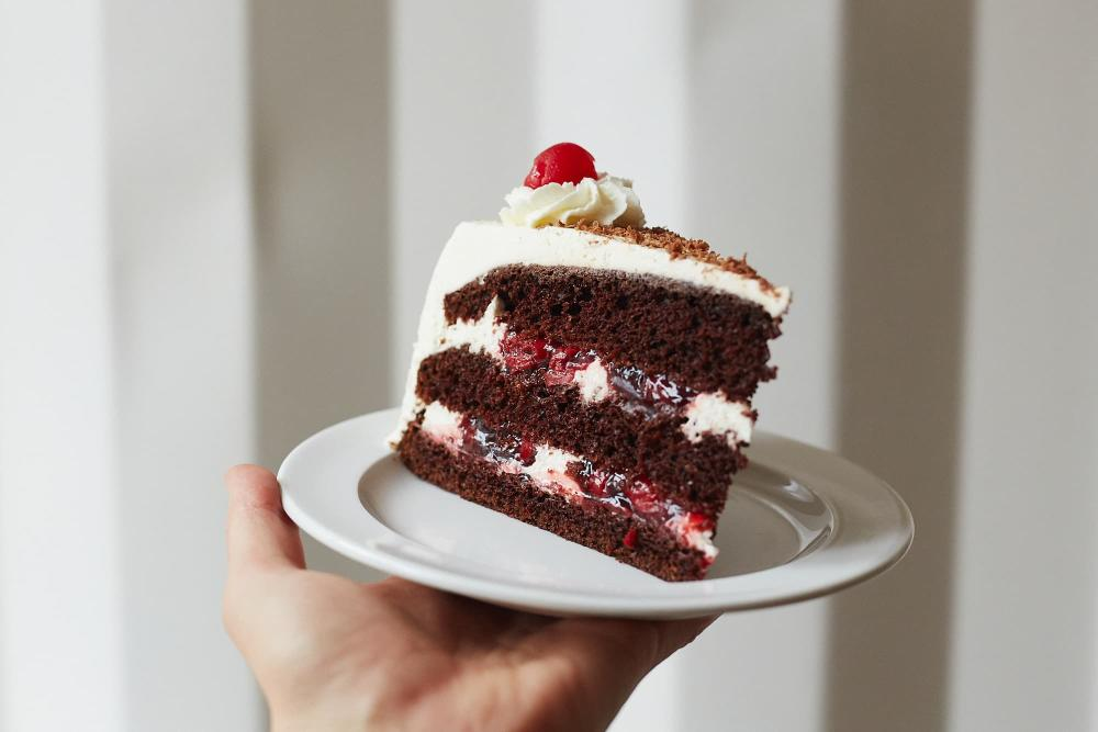 Black Forest Cake at Prost