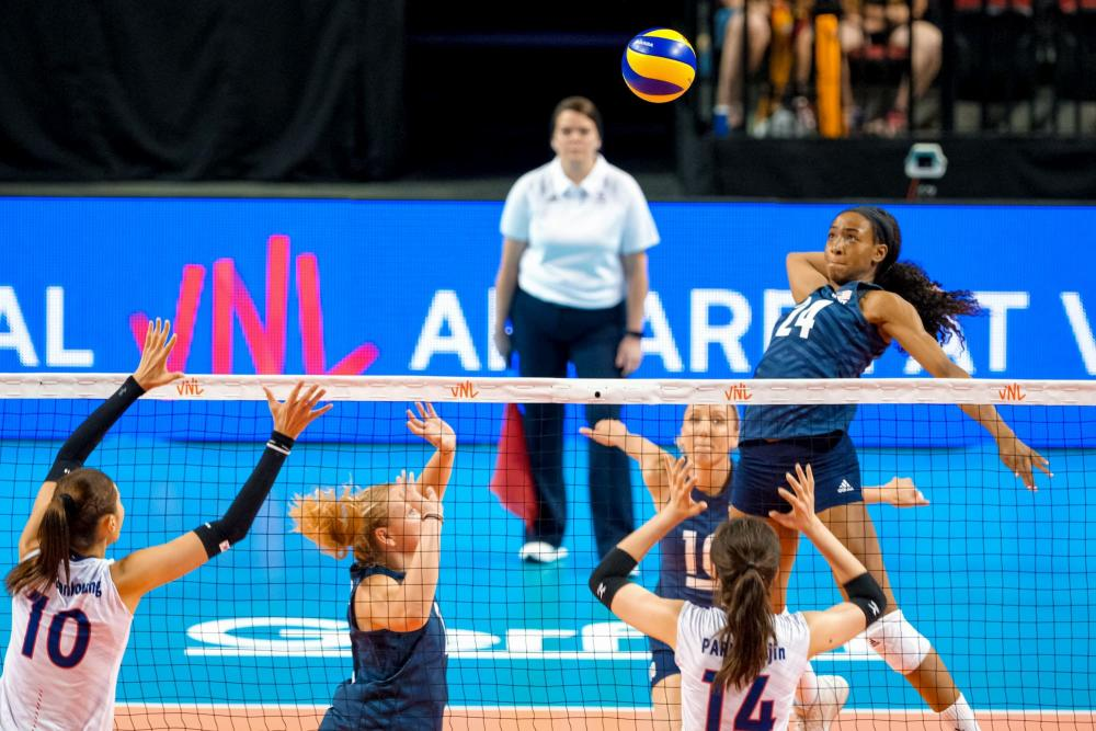 USA Volleyball Nations League