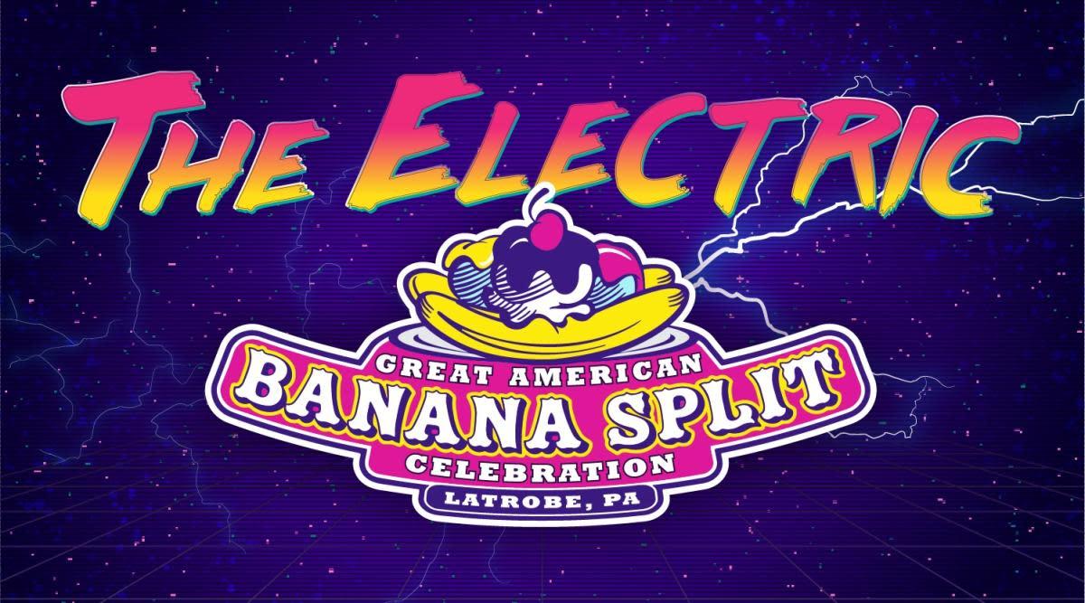 Electric Banana Split Celebration