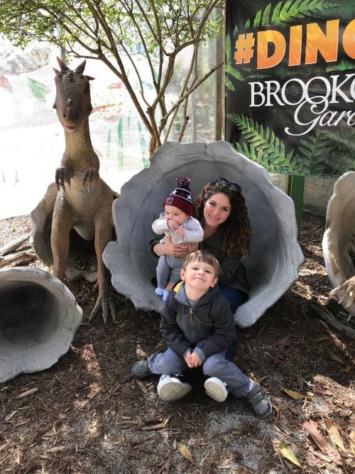 Brookgreen Gardens Dinosaurs