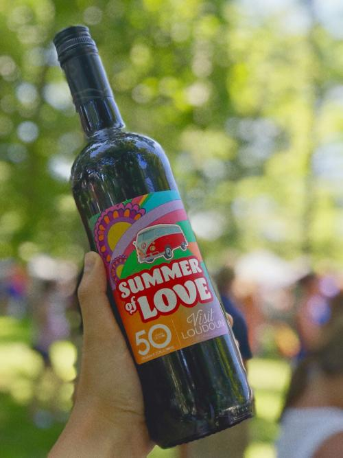 Summer of Love Wine