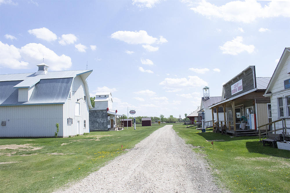Prairie Threshermen's Museum Village