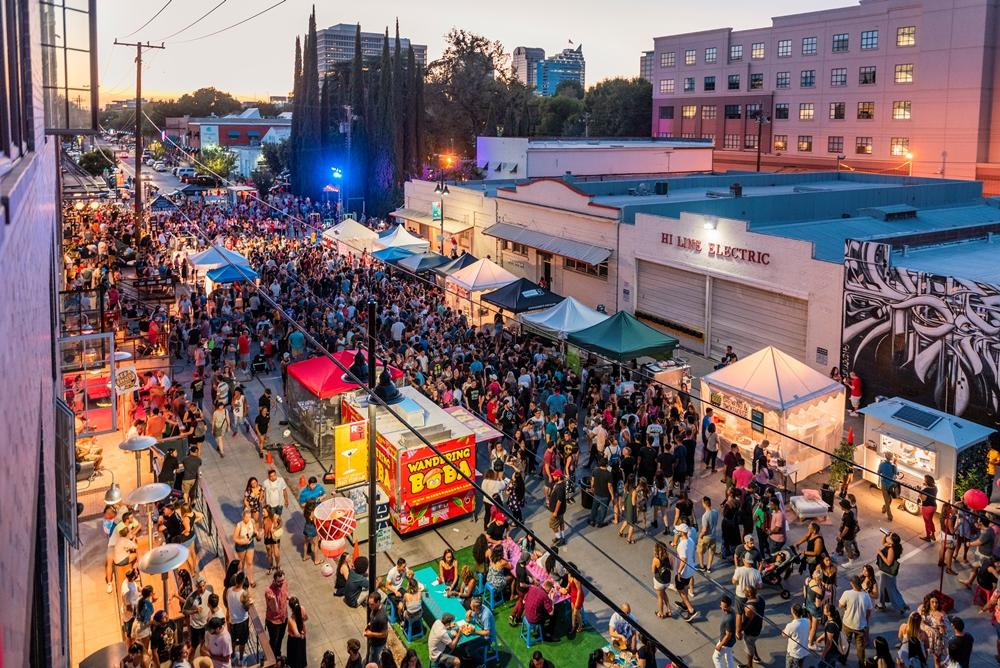 Our Street Night Market