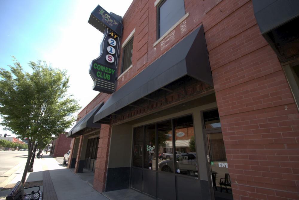 Loony Bin Comedy Club in Wichita