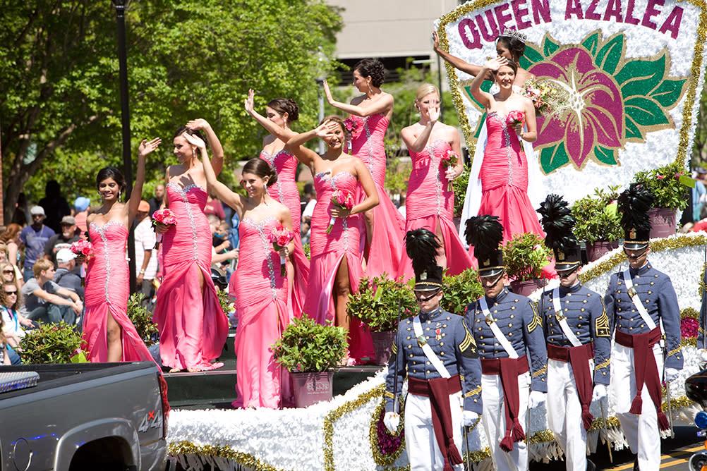 Azalea Festival Parade