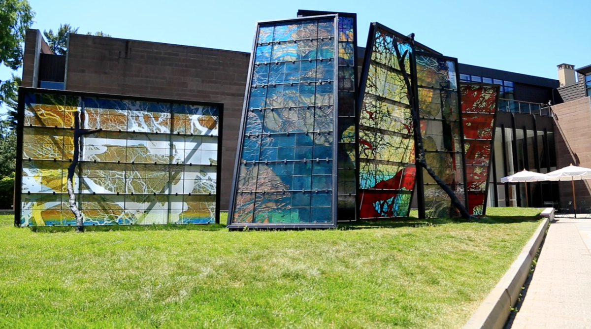 Princeton University Art Museum Exterior