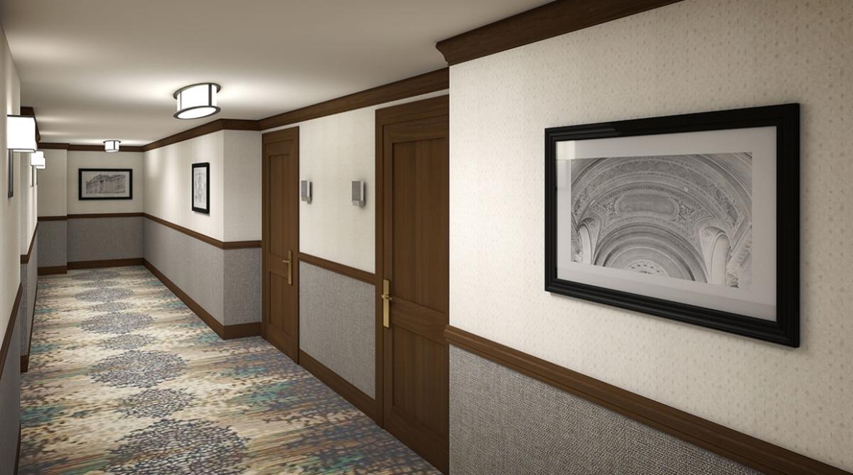Kahler renovations in Rochester, MN