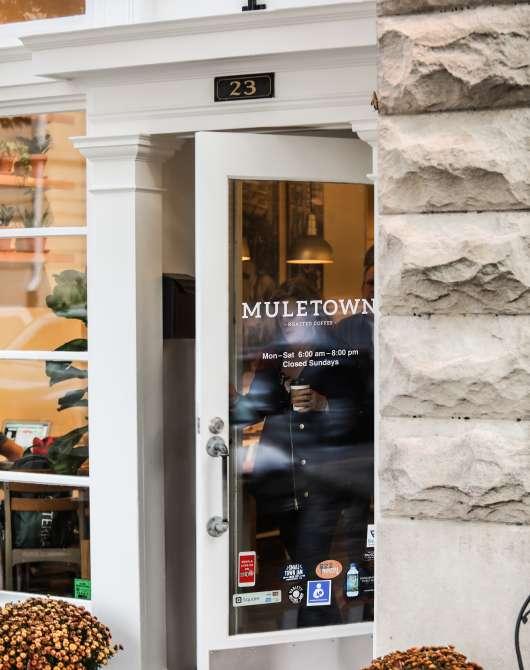 Muletown Roasted Coffee