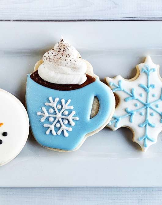 Winter Beginner Cookie Class