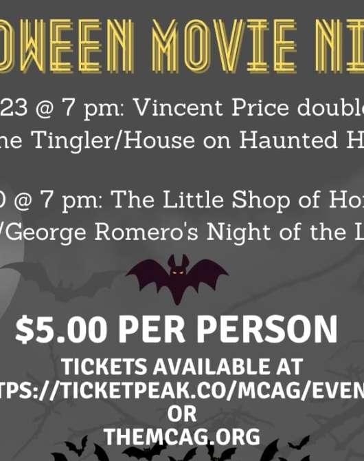 Halloween Movie Nights