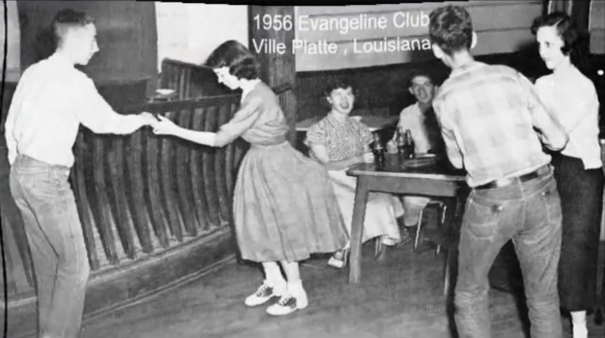Evangeline Club 1956, Ville Platte