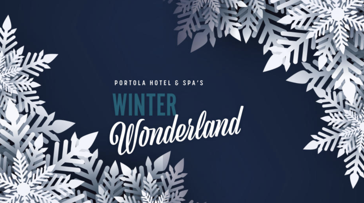 Winter Wonderland Portola Spa and Hotel