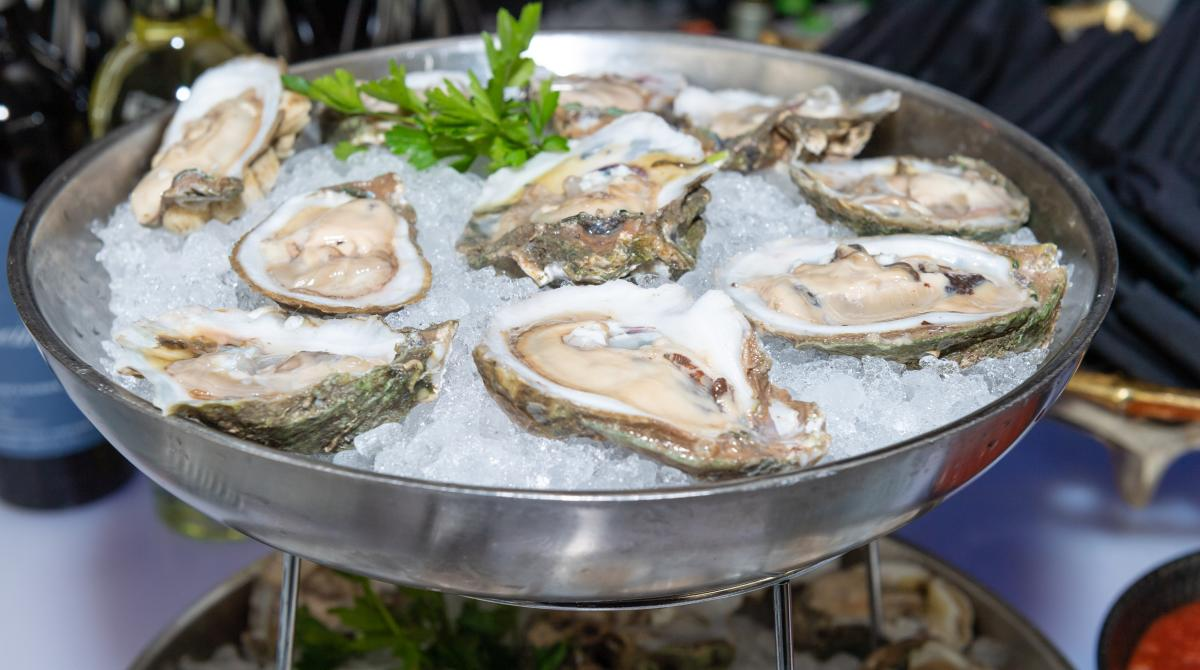 Oysters & Seafood