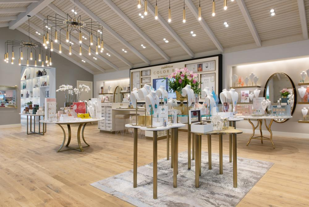 Kendra Scott Flagship Store on south congress in austin texas