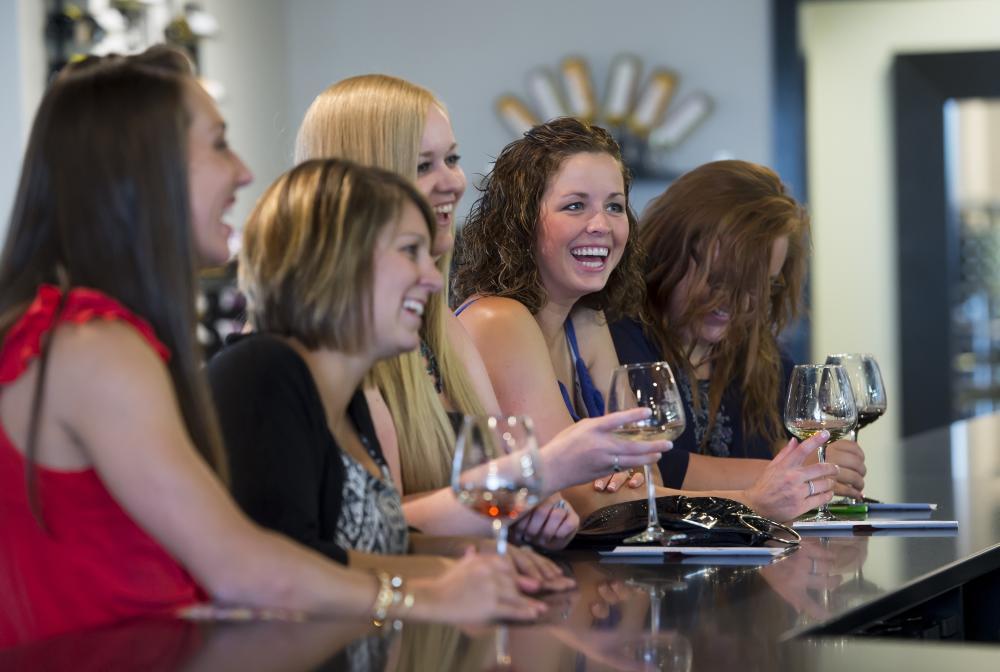 Girlfriend Getaway at Two EEs Winery