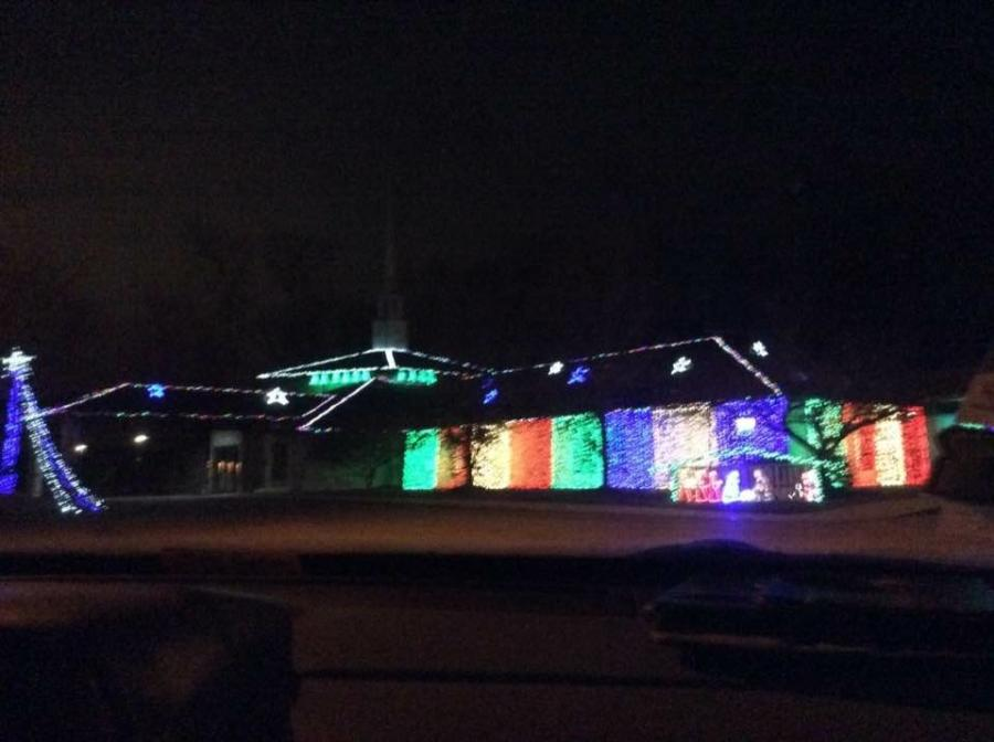 Best Christmas Light Displays in Fort Wayne, Indiana - 10707 Coldwater Road