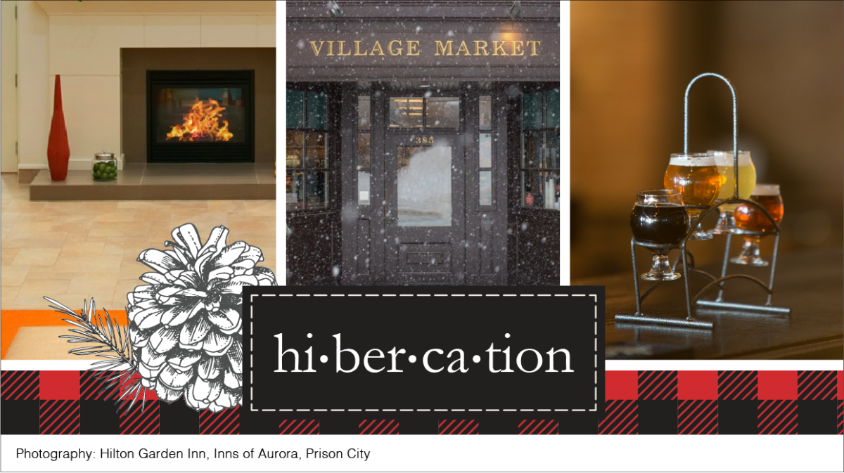 Introducing Cayuga County's First Annual Hibercation