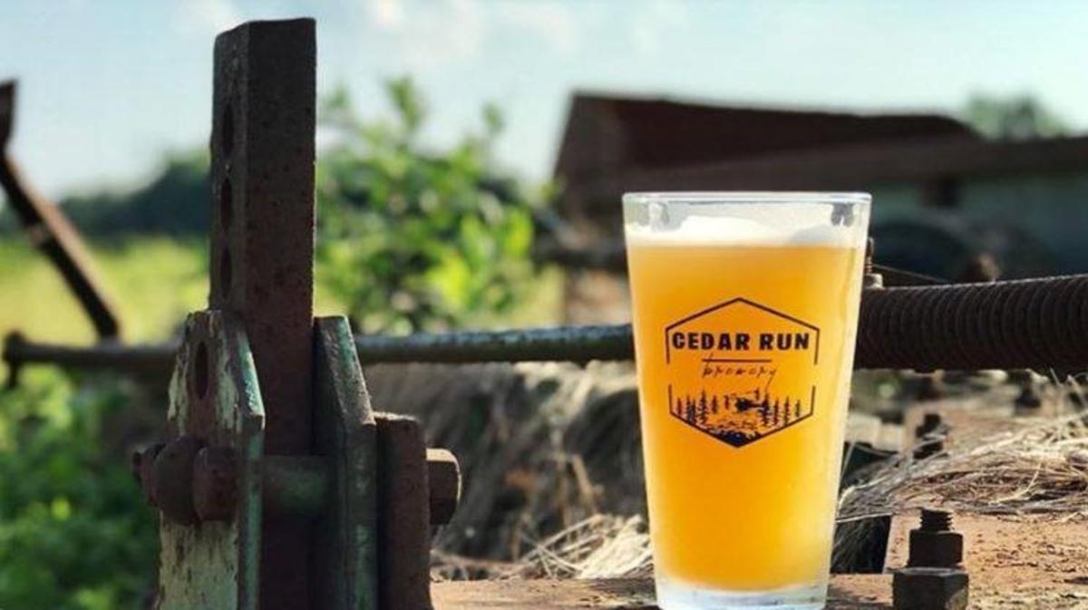 Cedar Run Brewery