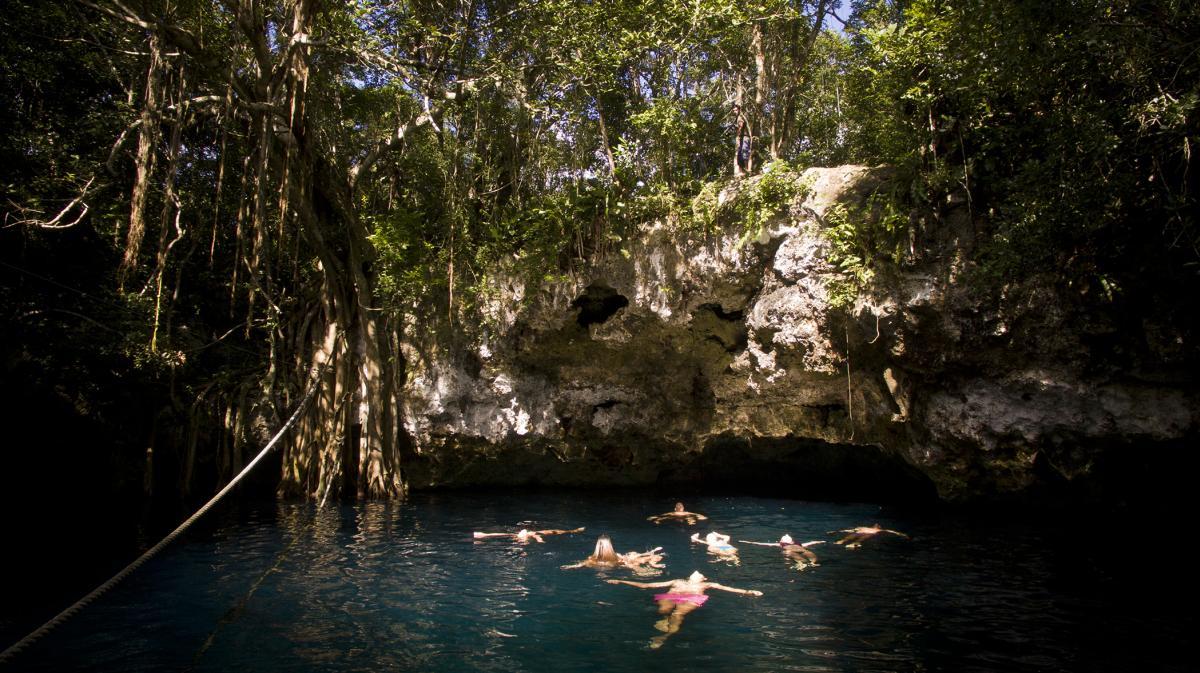 Ruta de los Cenotes - 01