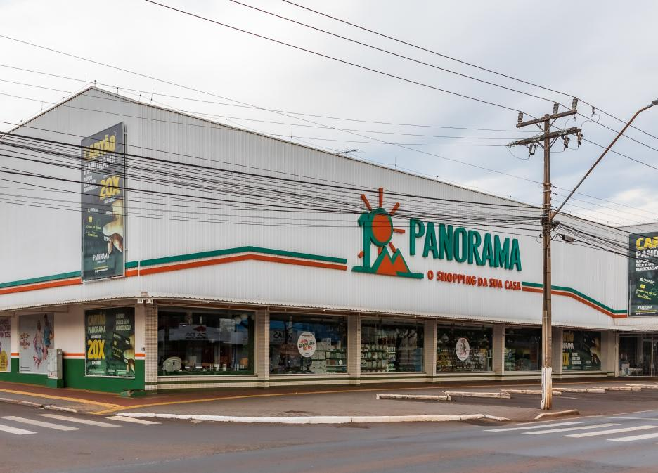 Panorama Home Center - loja JK