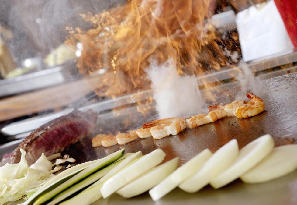 Sozo Japanese Steakhouse