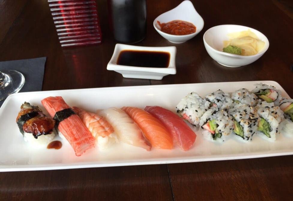 Azuma Sushi & Robata Bar