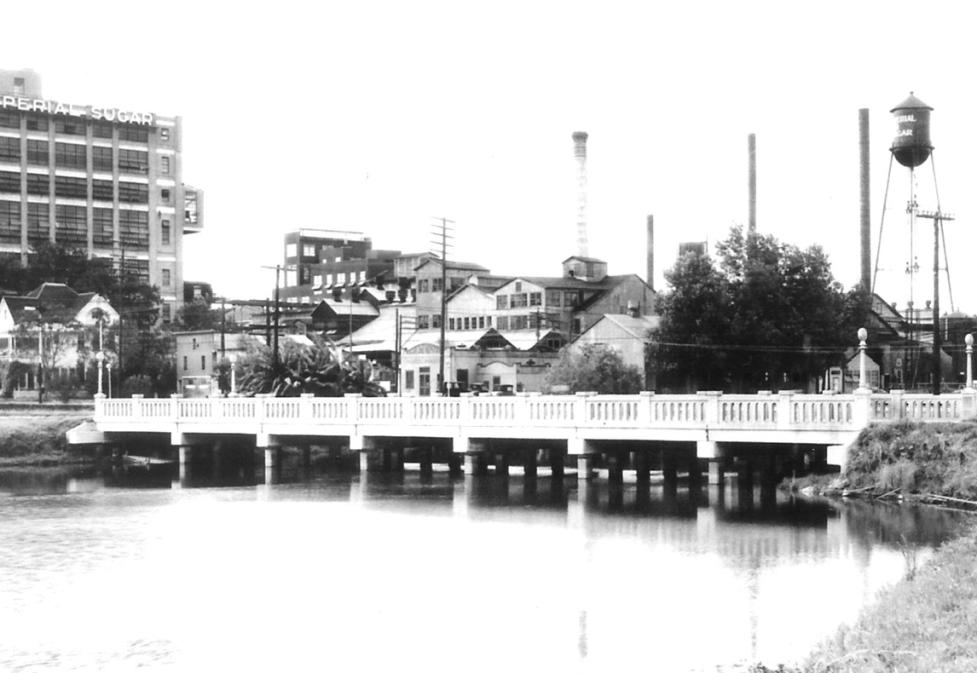 Char House & Oyster Creek Bridge